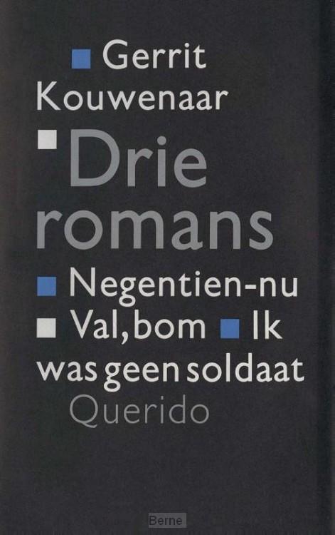 Drie romans