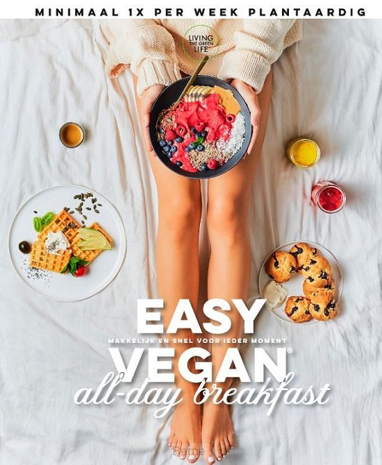 Easy Vegan All-day Breakfast