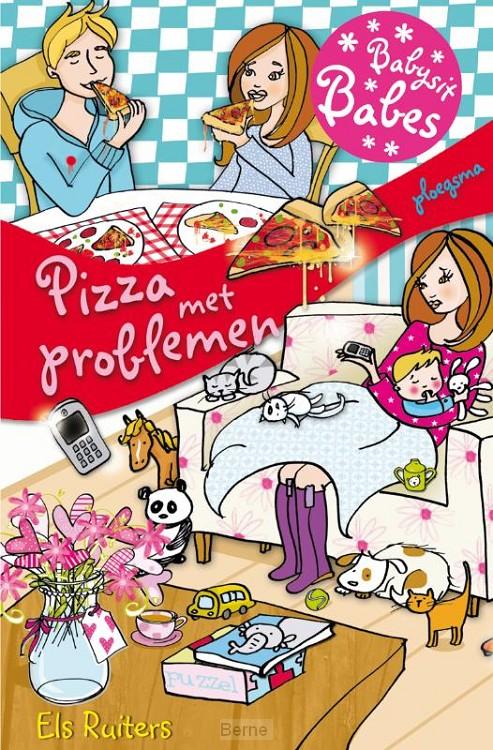 Pizza met problemen