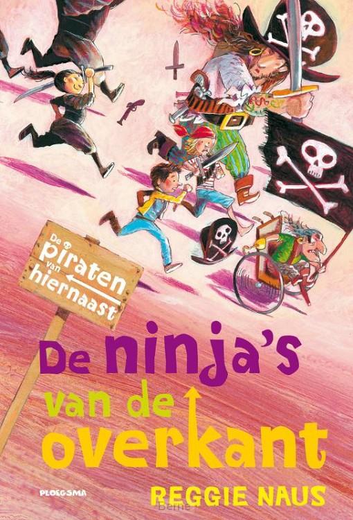 De ninja's van de overkant