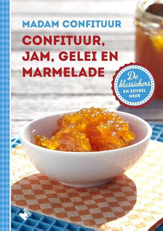 Confituur, jam, gelei en marmelade