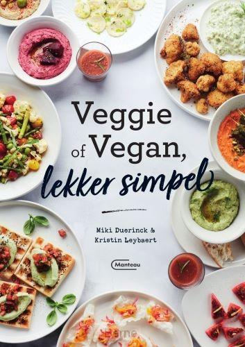 Veggie of vegan, supersimpel