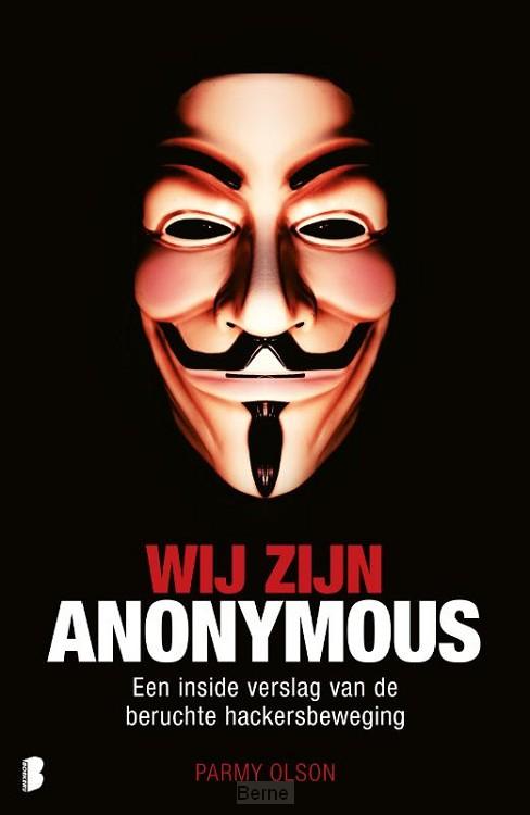 Wij zijn anonymous