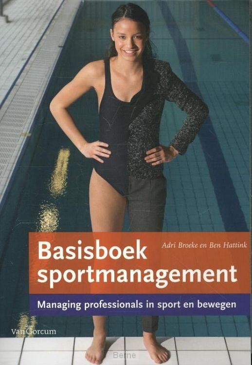 Basisboek sportmanagement