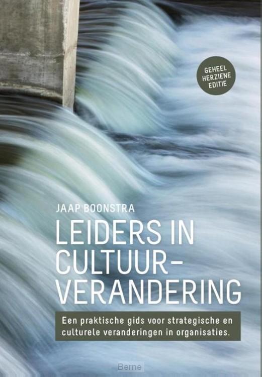 Leiders in cultuurverandering