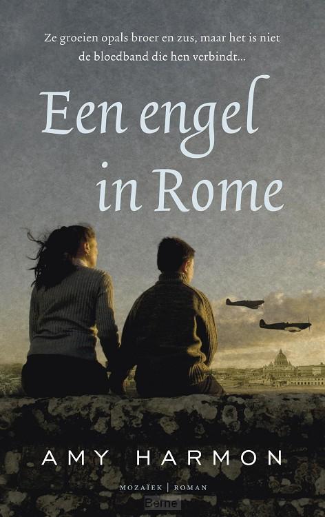 Een engel in Rome