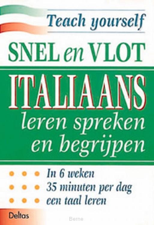 Snel en vlot Italiaans leren spreken en