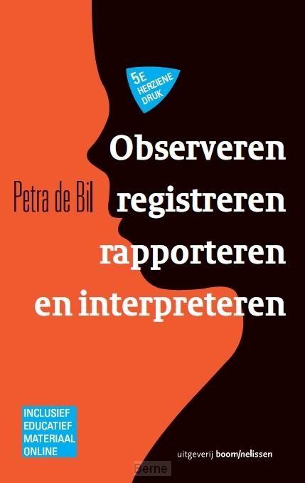 Observeren, registreren, rapporteren en