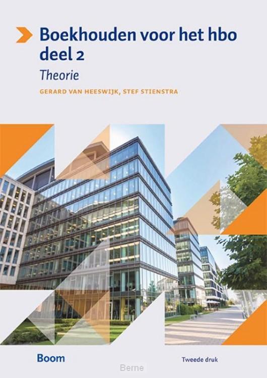 2 / Boekhouden voor het hbo / Theorieboek
