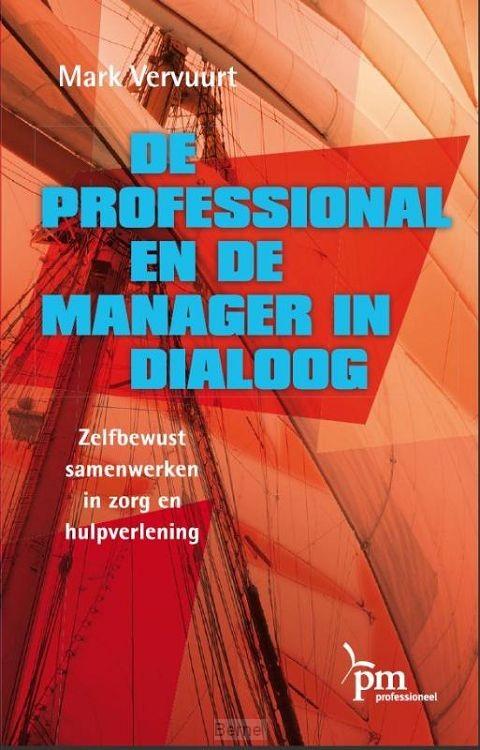 De professional en de manager in dialoog