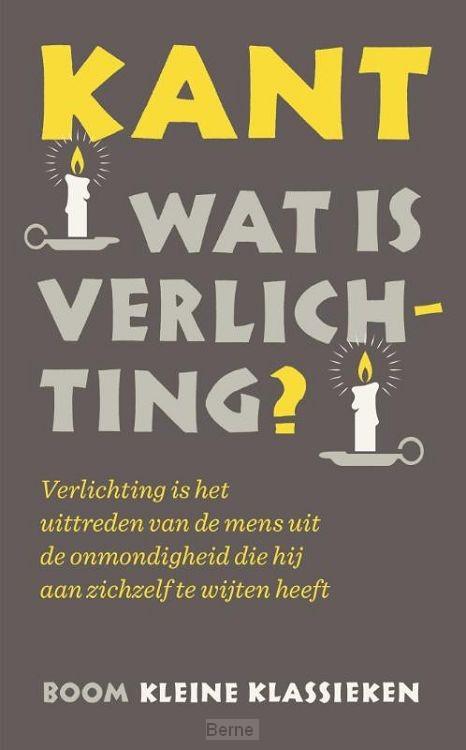 Wat is verlichting?