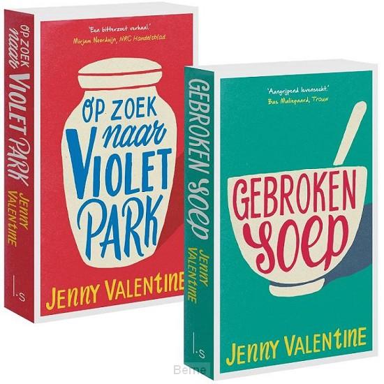 Op zoek naar Violet Park + Gebroken soep - geseald