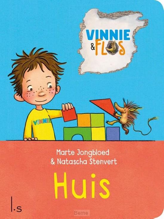 Vinnie & Flos - Huis (pakket 5 ex)