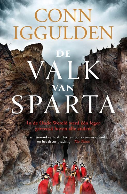 De valk van Sparta