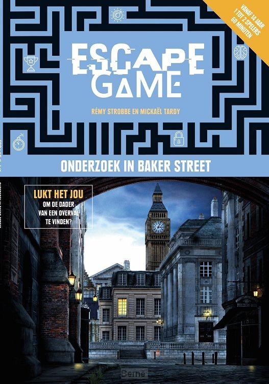 Onderzoek in Baker Street
