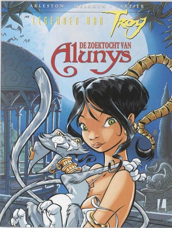 De zoektocht van Alunys