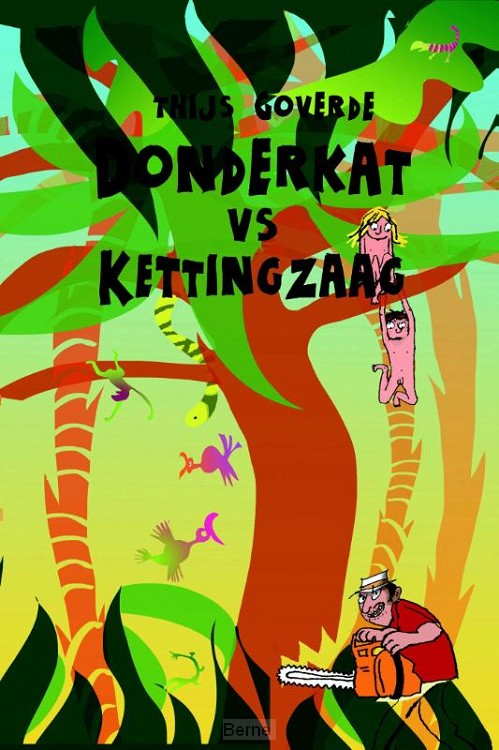 Donderkat vs. kettingzaag