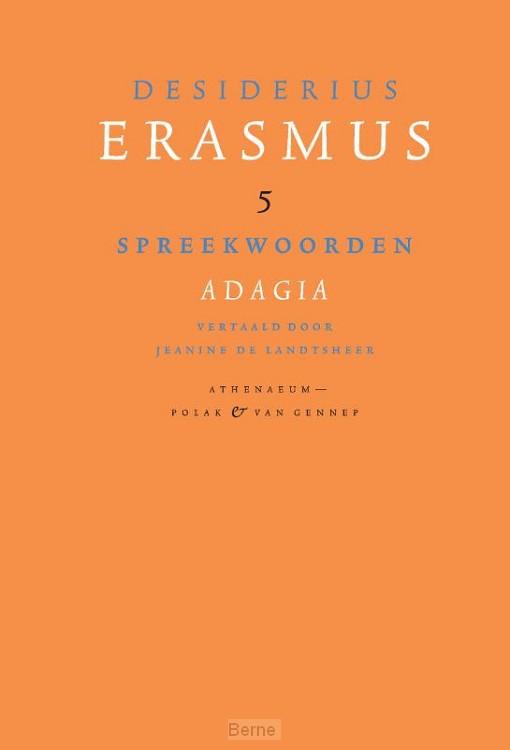 Spreekwoorden; Adagia