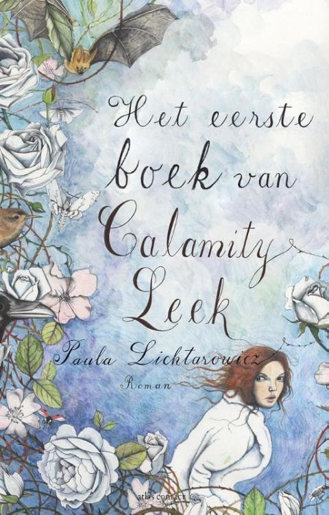 Het eerste boek van Calamity Leek