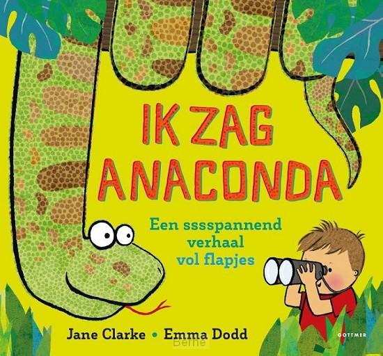 Ik zag Anaconda
