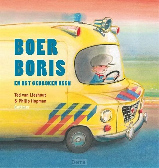 Boer Boris en het gebroken been