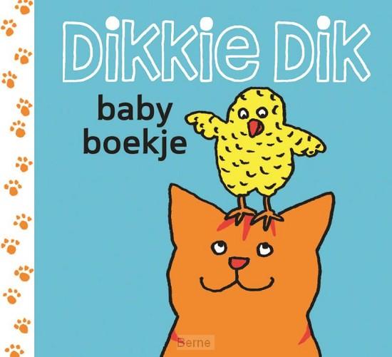 Dikkie Dik Babyboekje