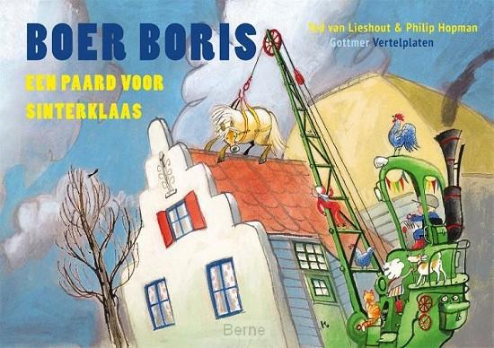 Boer Boris - Een paard voor Sinterklaas   vertelplaten