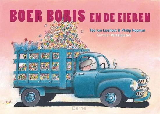 Vertelplaten Boer Boris en de eieren