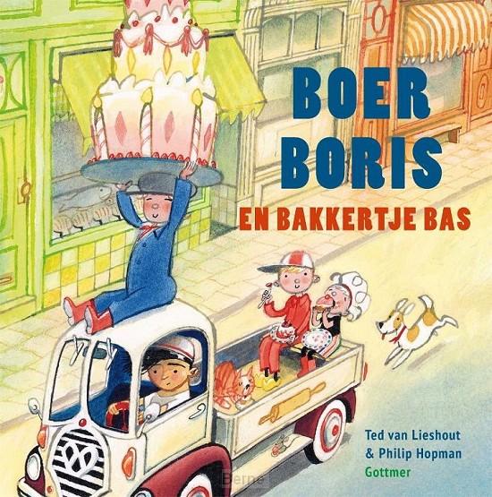 Boer Boris en bakkertje Bas