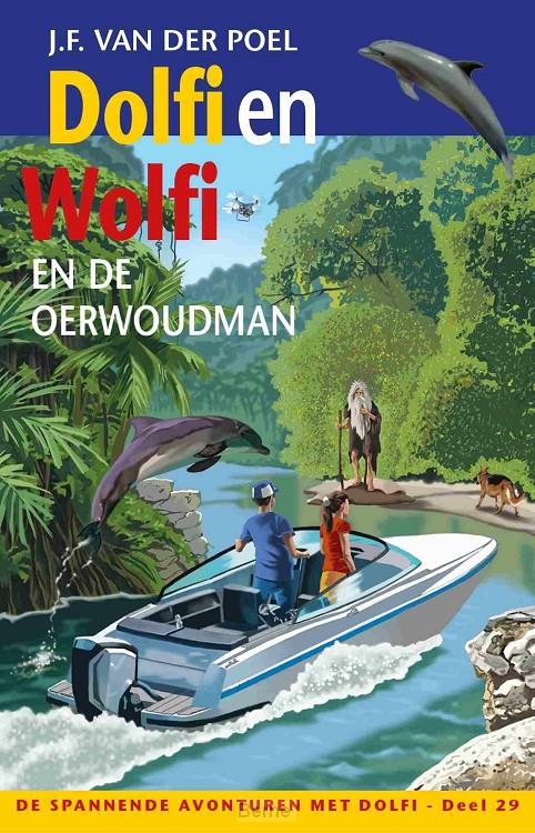 Dolfi en Wolfi en de oerwoudman