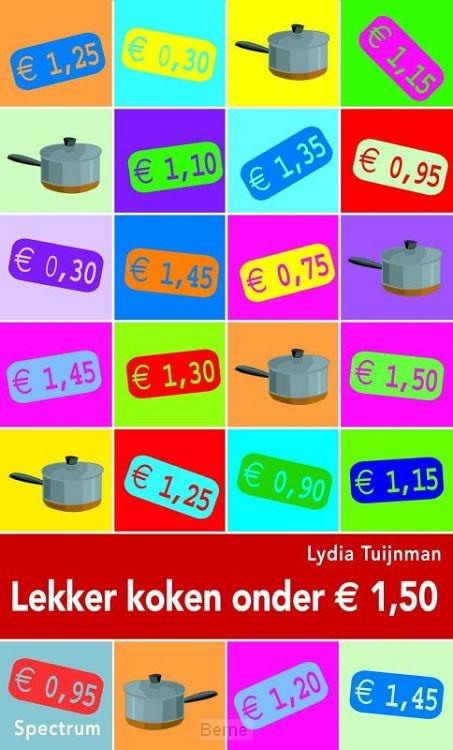 Lekker koken onder euro 1.50