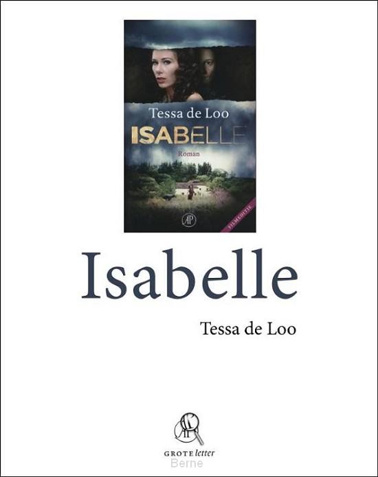 Isabelle - grote letter