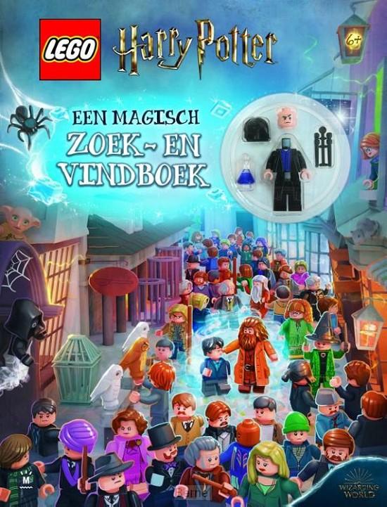 Lego Harry Potter een magisch zoek-en vindboek