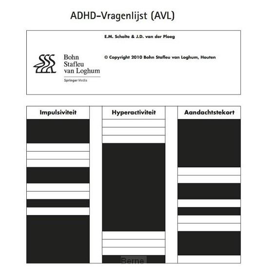 ADHD-vragenlijst AVL