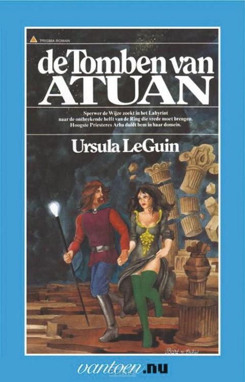 De tomben van Atuan