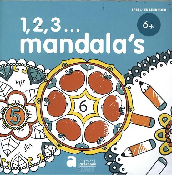 1, 2, 3 ... Mandala's