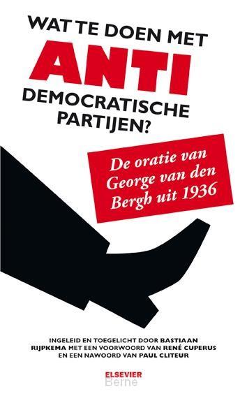 Wat te doen met antidemocratische partijen?
