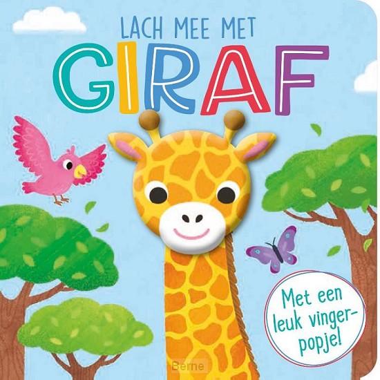 Lach mee met giraf