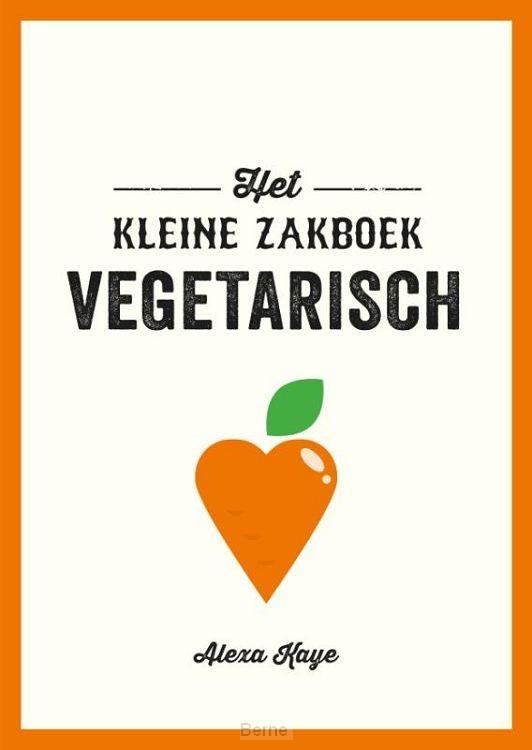 Vegetarisch - Het kleine zakboek