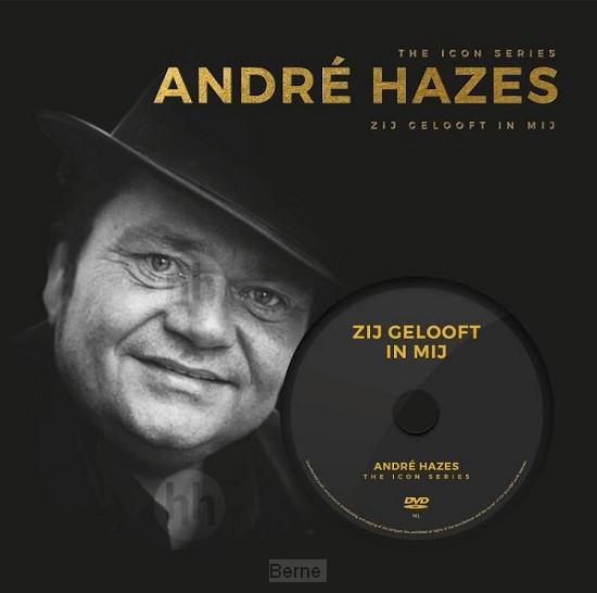 André Hazes - The Icon Series met DVD
