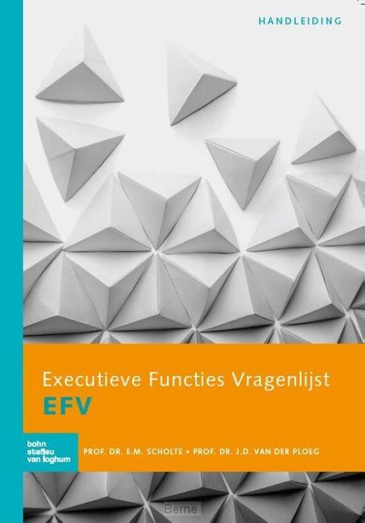 Executieve Functies Vragenlijst (EFV) handleiding