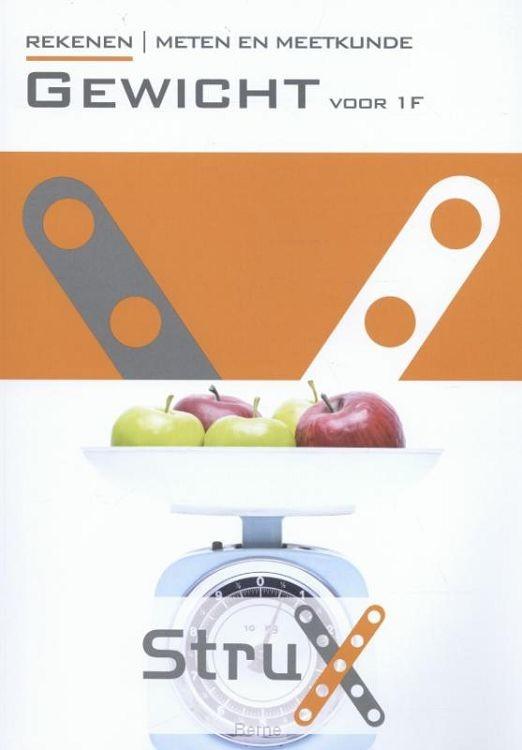Strux / Rekenen meten en meetkunde. gewicht voor 1F