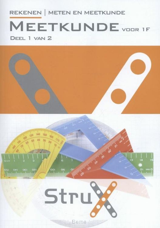 Rekenen meten en meetkunde / Meetkunde voor 1F; Deel 1 van 2