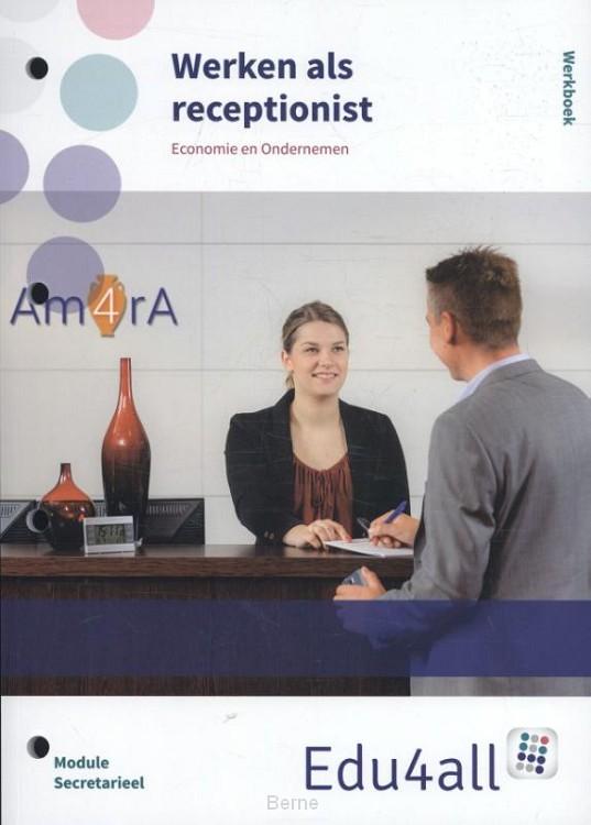 Werken als receptionist