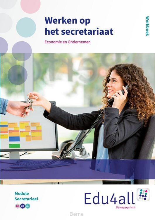 Werkboek / Werken op het secretariaat /
