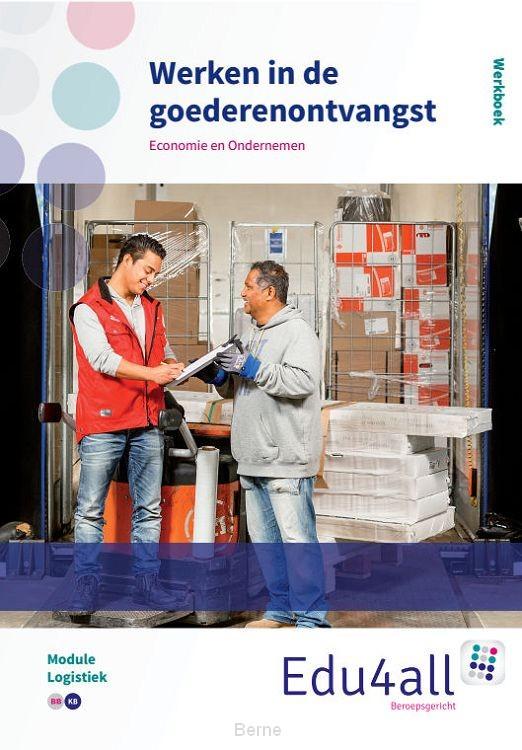 Werken in goederenontvangst / module Logistiek