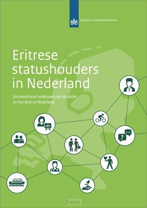 Eritrese statushouders in Nederland