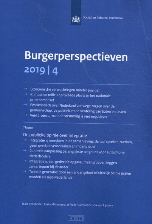 Burgerperspectieven 2019 | 4