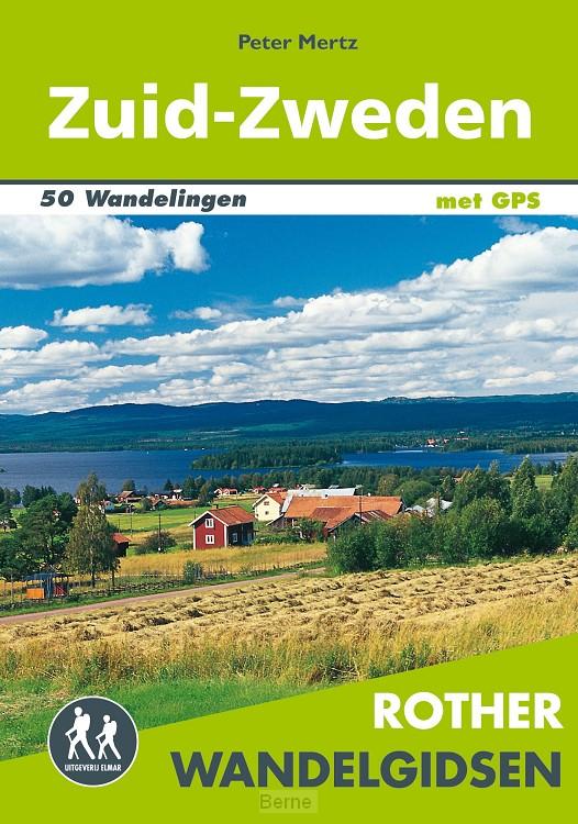 Rother Wandelgidsen Zuid-Zweden