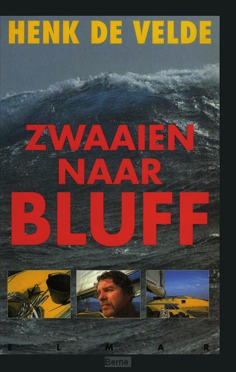 Zwaaien naar Bluff